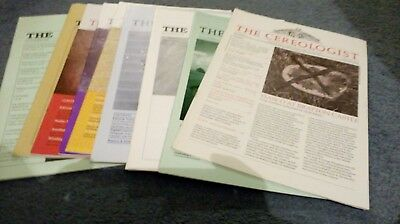 Ten copies of the Cerealogist crop circles magazine from 90s - excellent cond