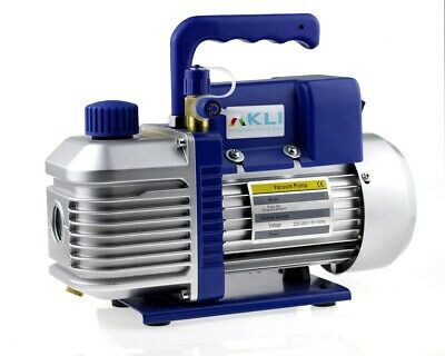 Vacuum Pump For HVAC Air Conditioning 42L/MIN 2 stage for refrigeration fridge