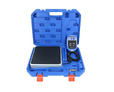 Digital Electronic Refrigerant Charging Weight Scale for HVAC