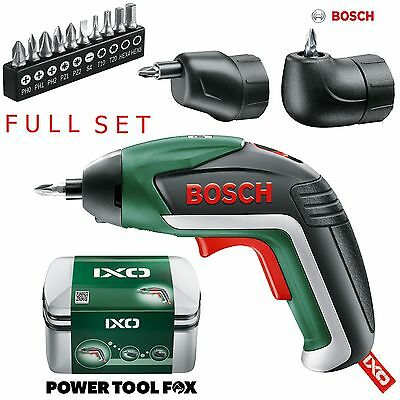 savers choice - Bosch IXO-V Li-ION Cordless Screwdriver 06039A8072 3165140800051