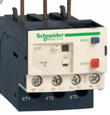 Schneider Electric LRD22 Thermal Overload Relay NO/NC, 16-24 A TeSys 034648