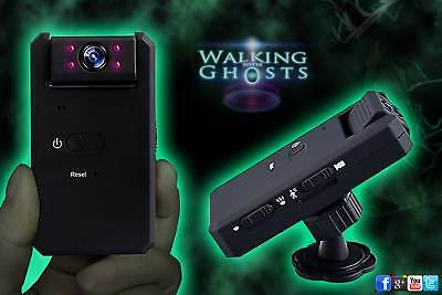 Night Vision Camera Mini IR EVP Recorder Ghost Hunt Paranormal Investigation UK