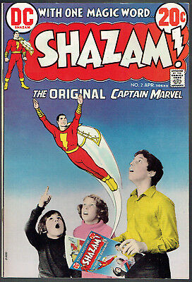 SHAZAM  2  VF/NM/9.0  -  The return of Tawky Tawny and Mr. Mind!
