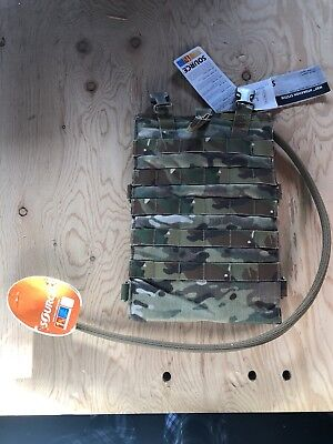Eagle Industries 50oz Source MOLLE Hydration Pouch Multicam Fire Retardant SFLCS