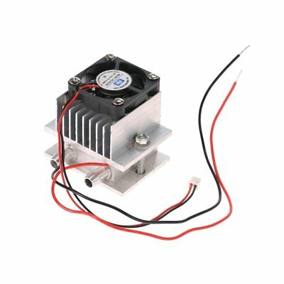 TEC1-12706 Thermoelectric Peltier Refrigeration Cooling System Kit Cooler Fan T6