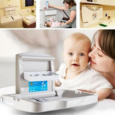 Best Buy Infant Baby Change Table Bbr-004 Horizontal Plastic Surface Mounted A+