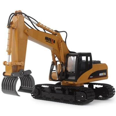 Remote Control Car Construction Excavator Engineer vehicle Truck R/C Timber Grab