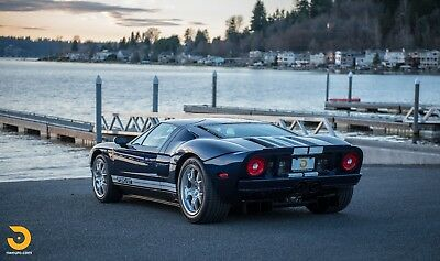 2006 Ford Ford GT  2006 Ford GT, Midnight Blue, One Owner