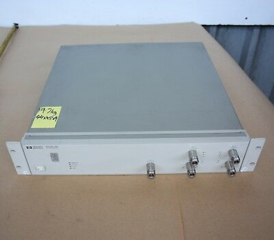 Agilent Hewlett Packard HP E2500B-462 UPCONVERTER Option 462