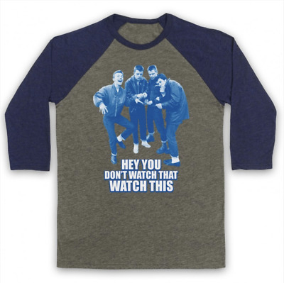 7dee4613 MADNESS ONE STEP BEYOND SKA PUNK 80's UNOFFICIAL SUGGS 3/4 SLEEVE BASEBALL  TEE