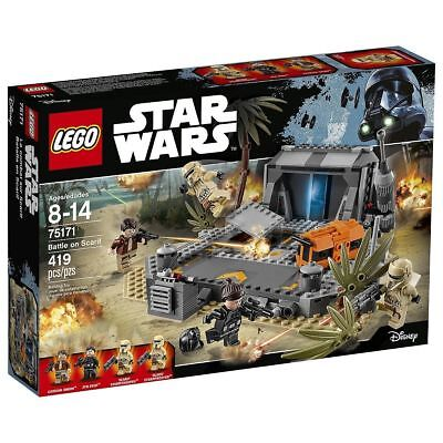 Lego 75171 Star Wars Battle On Scarif-Brand new/Sealed