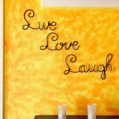 Excellent Live Love And Laugh Wall Decor Contemporary - Wall Art ...