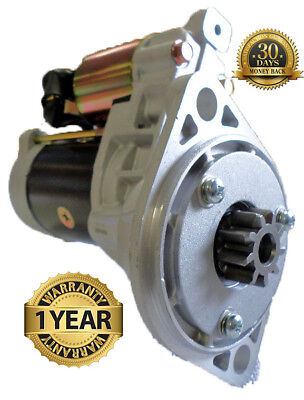 Isuzu 2.0L Diesel 74-13 New Starter for Thermo King NWD Series Truck Unit