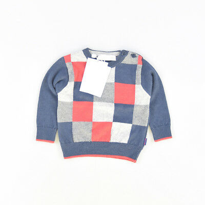 Jersey color Azul marca Chicco 9 Meses
