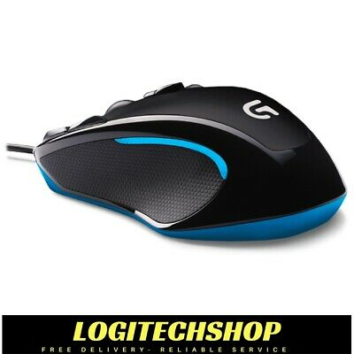 Logitech G300S Optical Gaming Mouse (Free Postage)