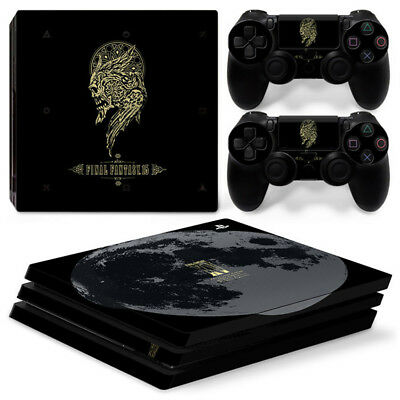 FINAL FANTASY XV PS4 Playstation 4 Controller Touchpad Vinyl