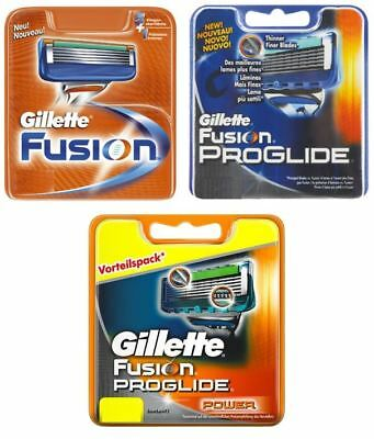 Gillette Fusion ProGlide Power Klingen 4-36 Pack
