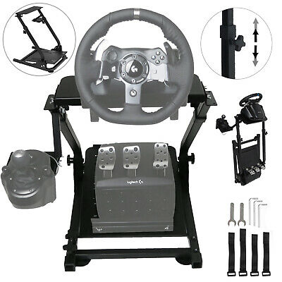 Racing Simulator Steering Wheel Stand for G27 G29 PS4 G920 T300RS T80