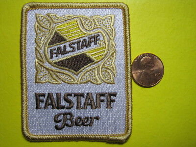 Beer Patch Falstaff Beer Patch Look And Buy It Now! Small Crest Size