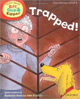 Oxford Reading Tree Read With Biff, Chip, and Kipper: First Stories: Level 5: Tr
