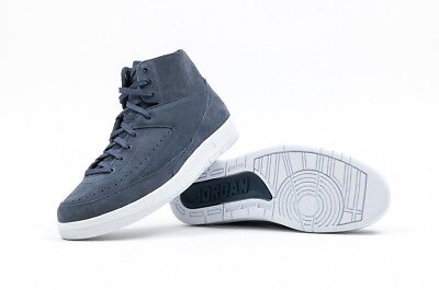 e6fe11ad97b MEN'S AIR JORDAN 2 Retro Decon Thunder Blue (8.5 D(M) US) - $120.00 ...