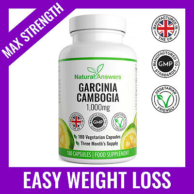 Garcinia Slim 180 Capsules Weight Loss Diet Pills Garcinia Cambogia Keto Diet