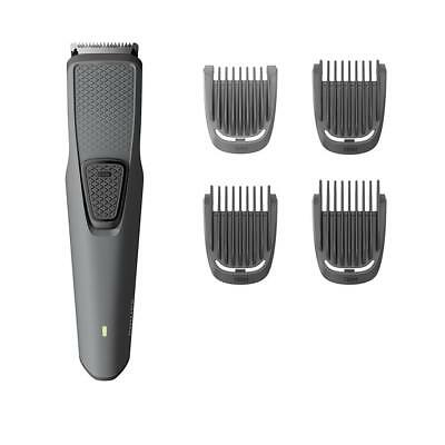Philips PH-BT1216-15 Beard & Stubble Trimmer Series 1000 with USB Charging - Blk