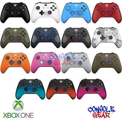 Xbox One Official Microsoft Wireless Controller - Xbox One S & 3.5mm Jack Models