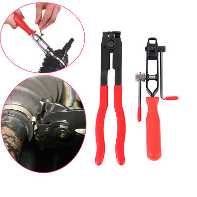 CV Clamp & Joint Boot Clamp Plier Tool Set Ear Type Boot Clamp Pliers 4 Vehicles