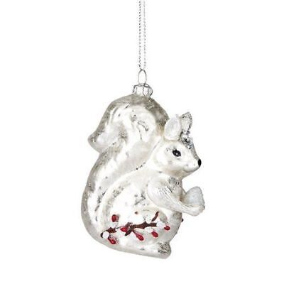 New Dept56 Xmwol Squirrel Ornament