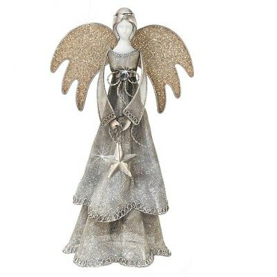Regal Stardust Angel Decor 11""