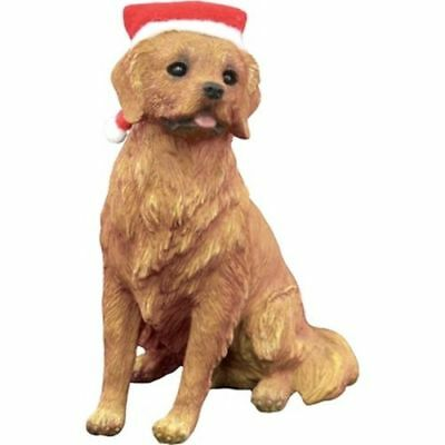 New Sandicast Golden Retriever Ornament