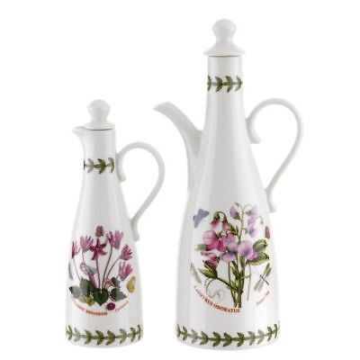 Botanic Garden Oil & Vinegar Set (Sweet Pea/Cyclamen)