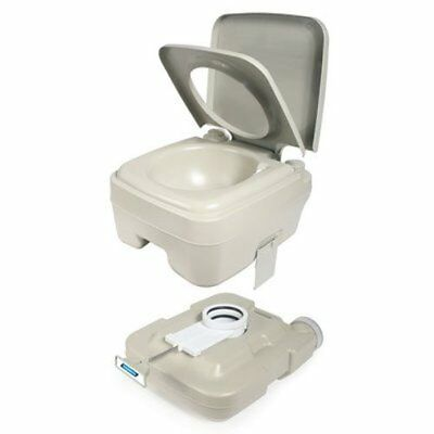 Camco 41531 Portable Toilet - 2.6 Gallon