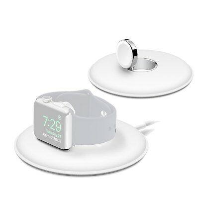 Apple Watch Magnetic Charging Dock White MLDW2AM/A 2 Pack