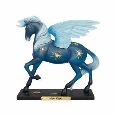 Enesco Trail Of Painted Ponies Night Flight Figurine