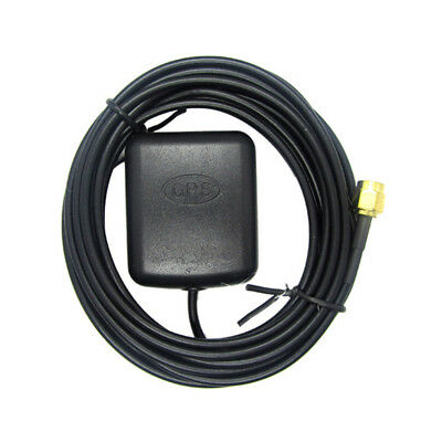 3meter 28dB LNA Gain 1575.42MHz Male SMA Male GPS Active Antenna Stronger Singal
