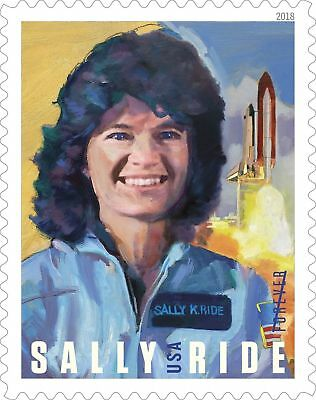 5282 Dr. Sally Ride US Postage Single MNH Pre-Order Shipped Around May 31st