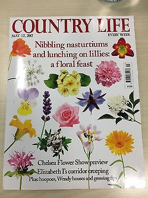 Country Living Magazine May 2017 (Used Back Issue)