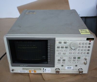 Agilent HP Hewlett Packard 8753D Network Analyzer 30kHz- 6GHz OPT 002006010 1D5