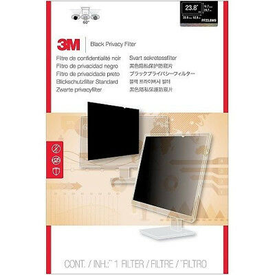 QTY=16  3M - PF23.8W9 - PRIVACY FILTER - Monitor - 23.8in Screen Thirty