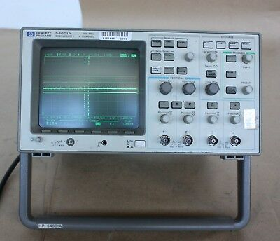 Agilent HP Hewlett Packard 54601A OSCILLOSCOPE 100MHz 4 Channel