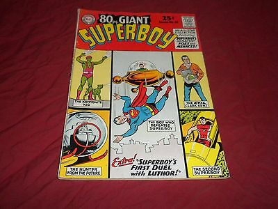 80 Page Giant Magazine #10 (May 1965, DC) silver age 8.0/vf giant size comic!!!!