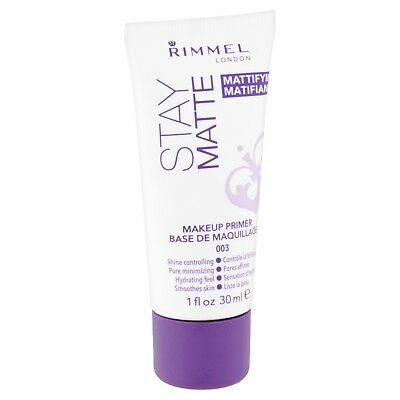 Rimmel Stay Matte Mattifying Makeup Primer 30ml 003