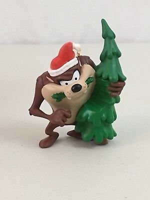New Hallmark Taz Tazmanian Devil Holiday Treat Looney Tunes Ornament Xmas 2002