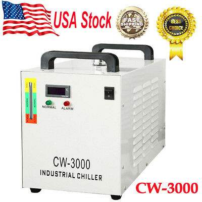 Thermolysis Industrial Water Chiller cooling machine for 60w/80W CO2 Laser Tube