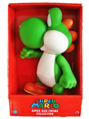 1X 26Cm Super Mario Game Yoshi Action Figures Kid Toy Doll Figurines Collection