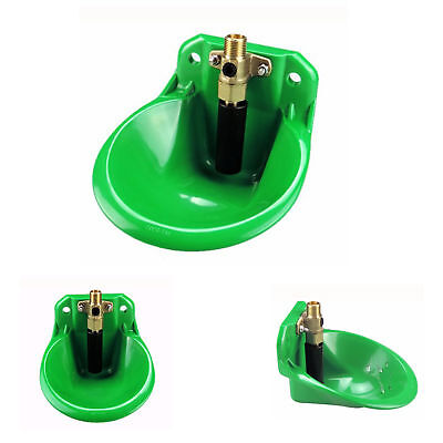 Automatic Sheep Water Bowl Drinker Waterer Cups Goat Calves Cattle Pig Dog water
