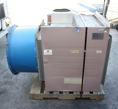 Celmec International XF 350 AL Natural Gas Ducted Heating Heater Heat HVAC & fan