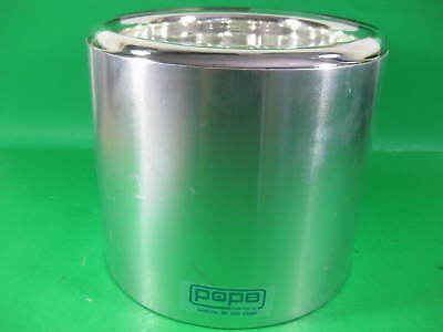 "Pope Scientific Vacuum Flasks ID: 6.5"", H: 7"" Deep, 5.5"" d -- Used --"